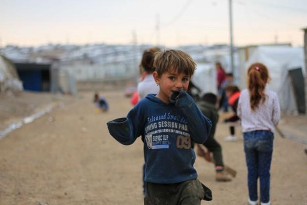 mosul-629x420Niña yazidí en el campamento de Janke, cerca de la norteña ciudad de Dohuk, en el Kurdistán iraquí. Crédito: Fernando Burgés.