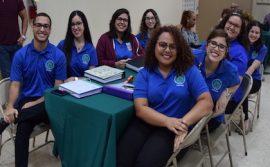 Los estudiantes del Programa de Preparación de Maestros del RUM que tomaron las pruebas para la certificación de maestros, conocidas como PCMAS, aprobaron con un 100 por ciento las especialidades de Inglés, Español, Ciencias, Matemáticas y Estudios Sociales.