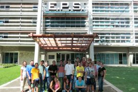 Grupo del campamento del RCM