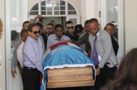 funeral Elliot Castro