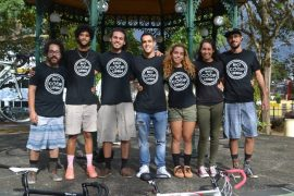 Miembros de BiciCoop