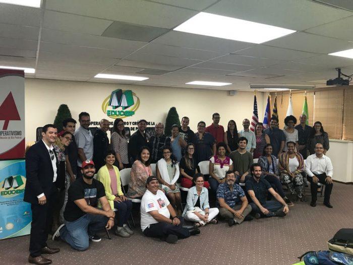 Ganadores 2do Certamen Juvenil Cooperativista UPR – Estudiantes de Cayey y Rio Piedras salen airosos
