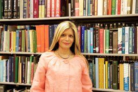 Loida Garcia Febo Presidenta ALA aboga por el acceso a la informacion