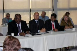 Reunion UPR con Dept Educacion Federal 1