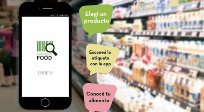 App alimentos saluadables ecoportal