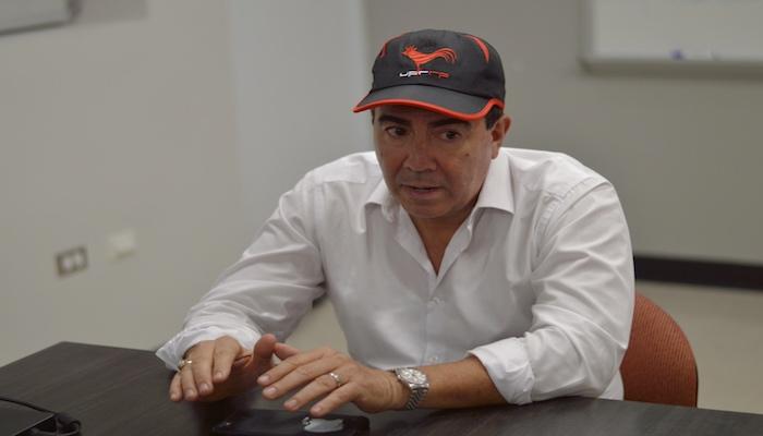 Luis Ferrao Delgado (Andrés Santana Miranda / Diálogo)