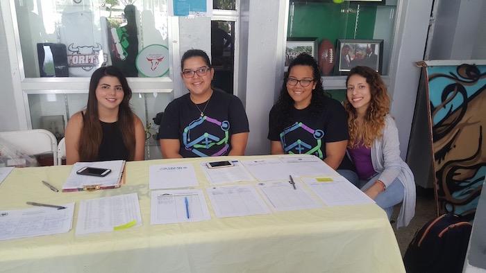 Estudiantes UPR Cayey