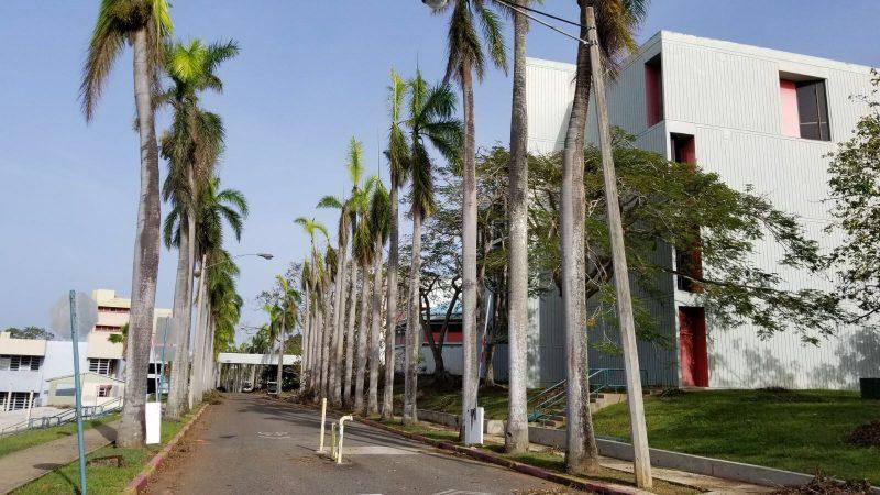 El RUM informó que las clases no se retomarán hasta nuevo aviso. (Cortesía Víctor Díaz)