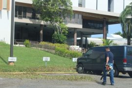 Mantenimiento UPR Arecibo