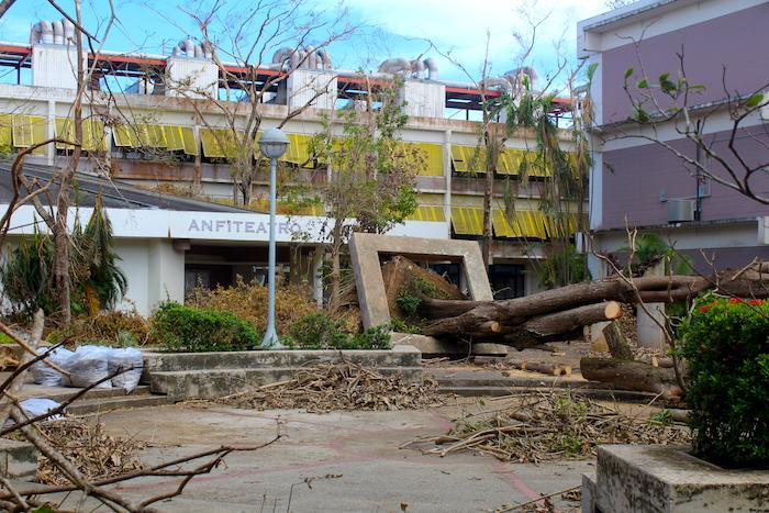 Naturales huracan