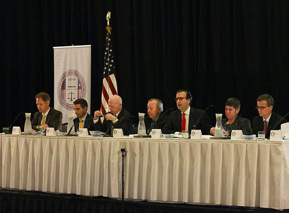 Reunión de la JCF (Archivo)