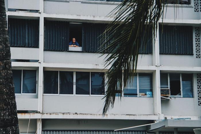 Ciudadano en Santurce (Mari B. Lopez/CPI)