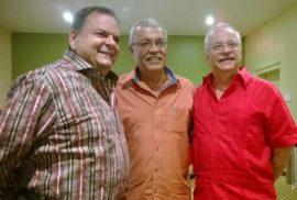 Andres Pérez Camacho, Elmer Gonzalez, Jorge Medina