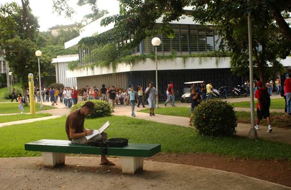 Campus del Recinto Universitario de Mayagüez. (Ricardo Alcaraz Díaz / Diálogo)