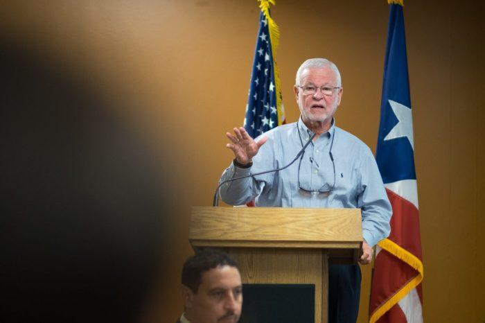 Héctor Pesquera, secretario del Departamento de Seguridad Pública