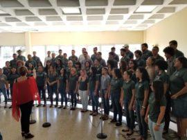 Actividad navideña UPR Cayey