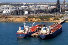 Barcaza petrolera, Venezuela