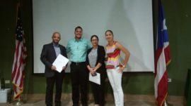 Coordinadores y colaboradores del programa Articulacion Universitaria