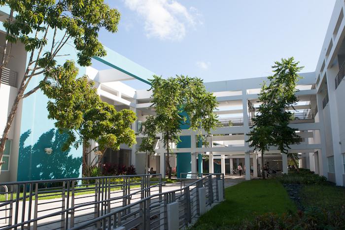Escuela de Arquitectura UPR