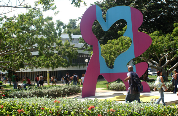 Campus del RUM/noviembre 2005/foto por Ricardo Alcaraz Díaz