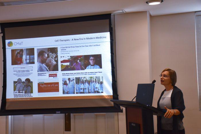 2 -Dra. Madeline Torres Lugo, investigadora del RUM
