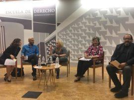 Conversatorio en la Escuela de Derecho UPR.