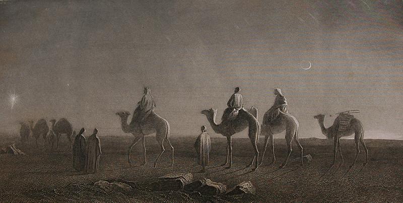 Reyes magos (Visual Hunt)