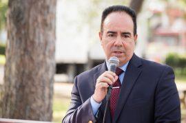 Dr Luis A. Ferrao Delgado rector interino UPR Rio Piedras – Actividad Hostos