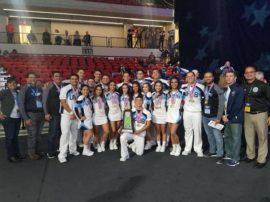 La UPR de Bayamon arraso en competencia de porrismo y baile en Orlando, Florida. (Suministrada)