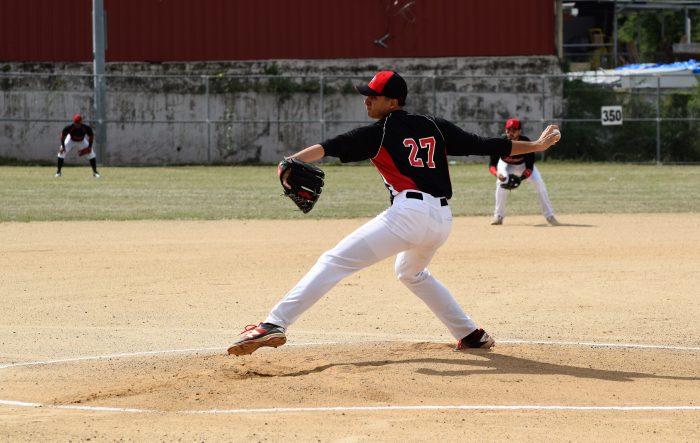 La UPR de Ponce dice presente en el torneo de béisbol. (Zacha Acosta LAI)