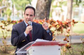 Luis A. Ferrao Delgado rector interino UPR Rio Piedras – Actividad Hostos