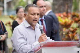 Presidente Heend Jose Torres atras rector interino RRP UPR Dr Luis A. Ferrao Delgado