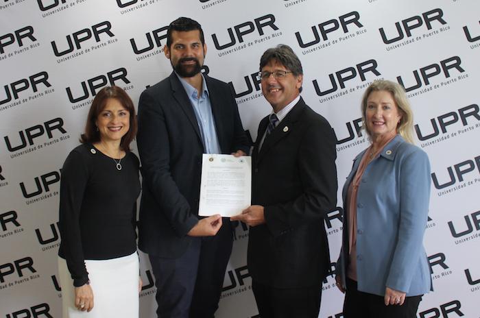 UPR y el Instituto de Cultura