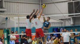Los Pitirres de la UNE pasan su novena final consecutiva al derrotar a los Gallitos de la UPR de Río Piedras. (Z. Acosta LAI)