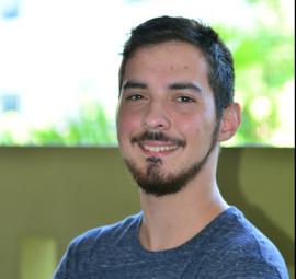 Michael T. Kaufman Ortiz ha puesto todo su empeño en obtener la mayor cantidad de oportunidades extracurriculares en su paso por el Recinto. Carlos Díaz/Prensa RUM