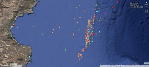 sobrepesca Argentina ips