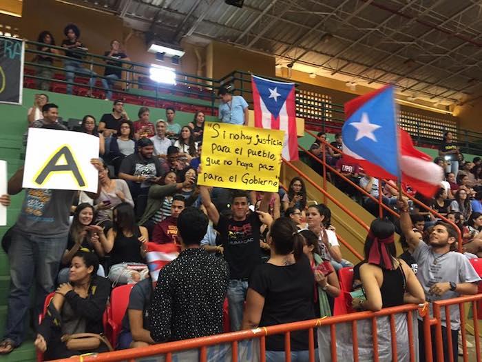 Asamblea UPR Humacao