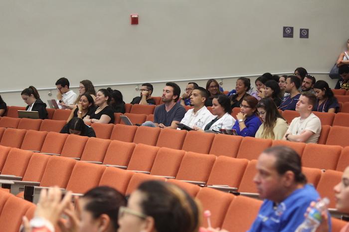 Asamblea Recinto de Ciencias Medicas