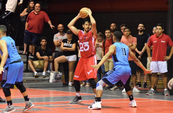 Pedro López Basket Río Piedras. (Z. Acosta/ LAI)