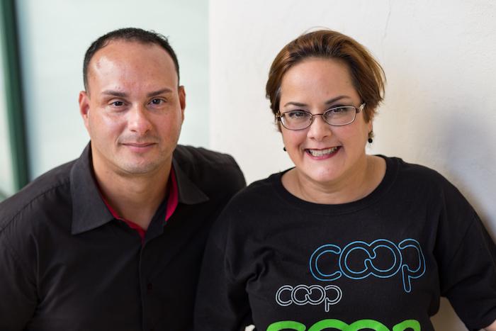 Erik Rivera Feliciano y Lyssette Estevez Martinez (Suministrada)