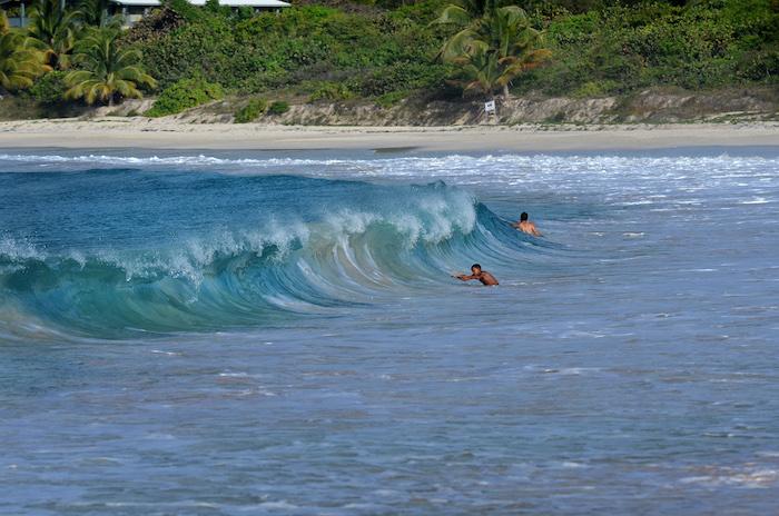 Reportaje en Culebra. Playa Flamenco/24 abril 2015