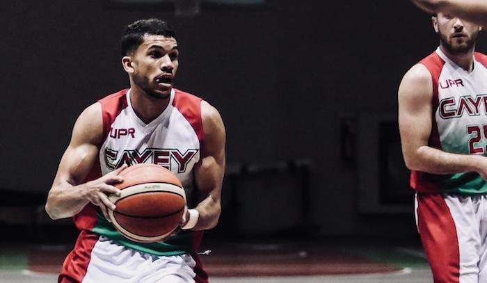 UPR Cayey baloncesto (Suministrada)