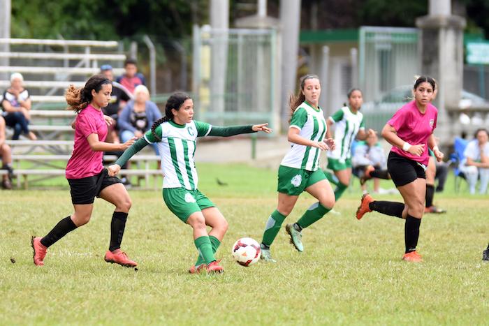 Futbol femenino RUM (Suministrada/LAI)