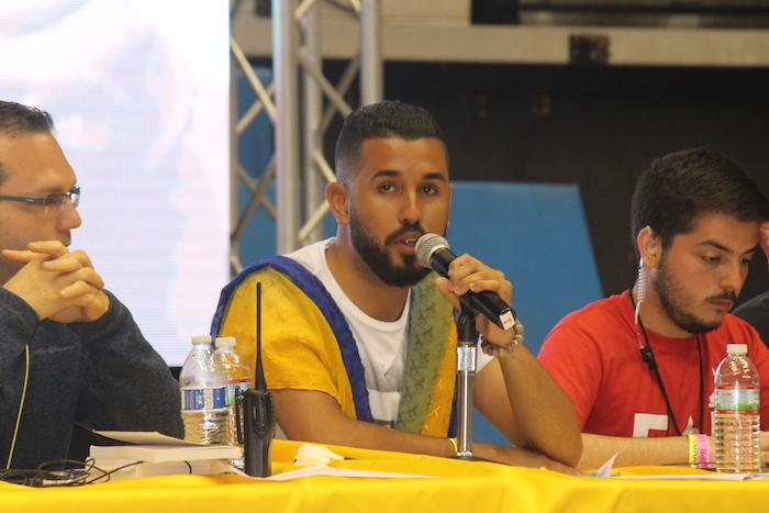 Neftalí Sánchez presidente del CGE de UPRRP