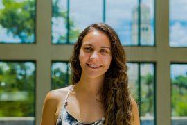 Maite Morales estudiante de Ciencias Ambientales becada en China 1