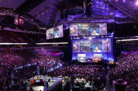 e sports torneo internacional en Seattle wikipedia