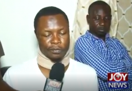periodista africano agredido you tube