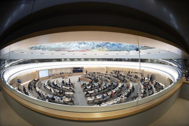 Consejo Derechos Humanos ONU UN photo