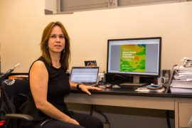 Dra Olga Mayol contribuye en 1er estudio de contaminantes climaticos en Latinoamerica y el Caribe