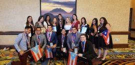 Foto principal BPA UPR RP Grupo de estudiantes con sus premiaciones (2018)